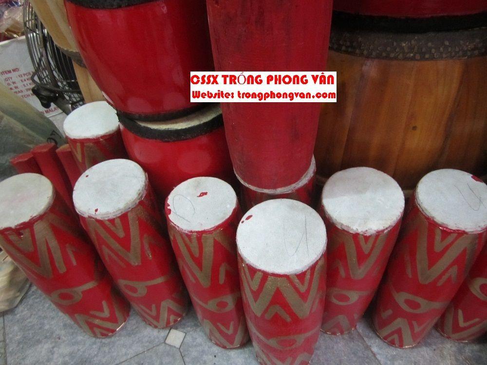 Xưởng sản xuất và bán trống cơm bằng gỗ