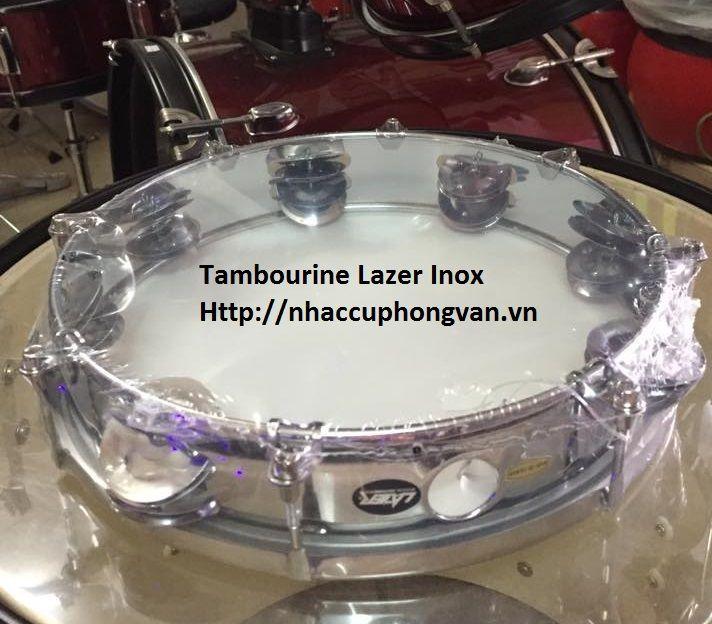 Bán Tambourine Lazer PE-061B