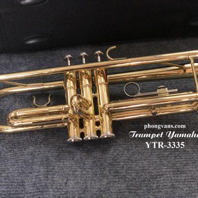 Kèn Trumpet Yamaha vàng YTR-3335data-cloudzoom =