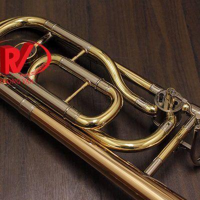 Kèn Trombone phím bấm Victoria Mỹ VT-272