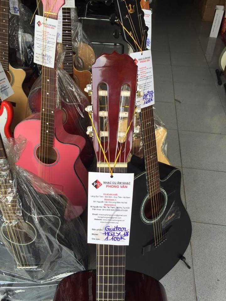 Đàn guitar classic HGLY-18