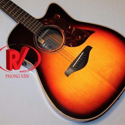 Guitar acoustic Yamaha A3R
