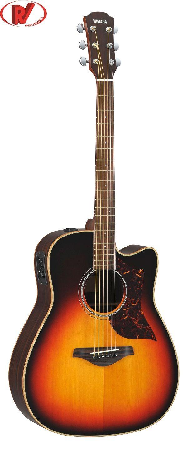 Acoustic Guitar Yamaha A1M