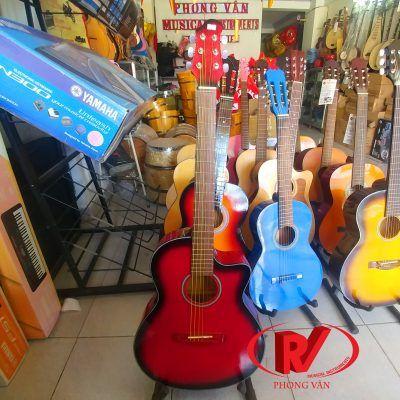 Đàn Guitar Phong Vân Acoustic VE-85data-cloudzoom =