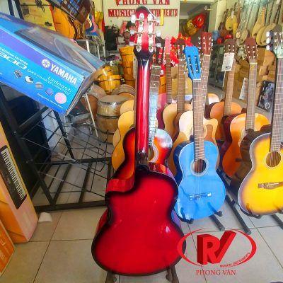 Đàn Guitar Phong Vân Acoustic VE-85