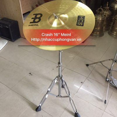 Bán lá cymbal Crash 16 Meinl Germanydata-cloudzoom =