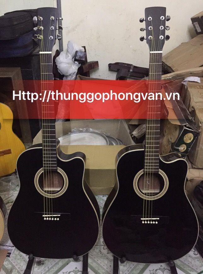 Đàn guitar gỗ hồng đào màu đen HDJ-150data-cloudzoom =