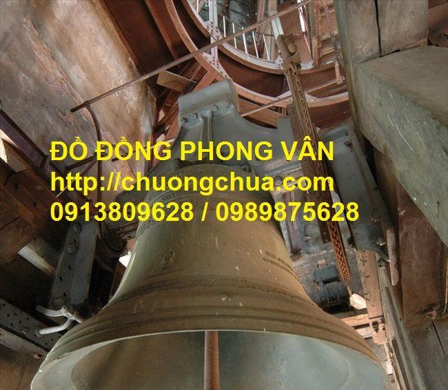 chuong dong nha tho