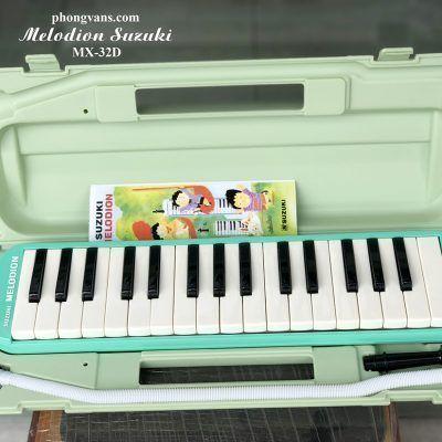 Phân phối Kèn đàn Suzuki Melodion MX-32D- MX-37D