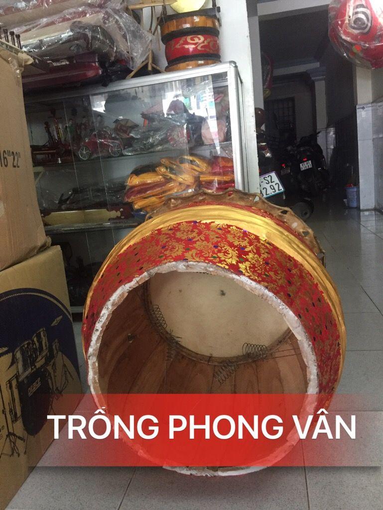 Trống Lân Trung Quốc TML-50TQ