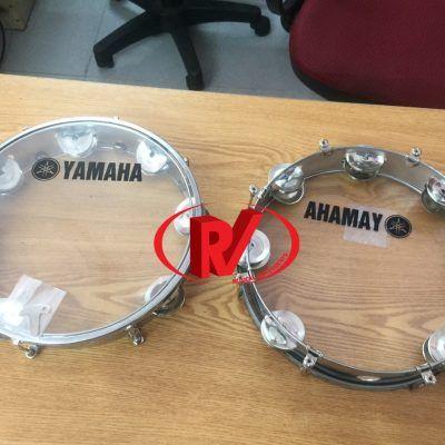 Trống Lắc Tay Yamaha Inox Trong