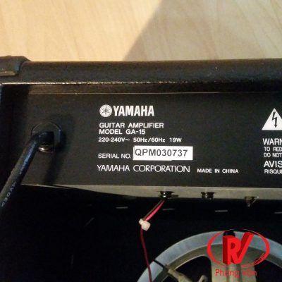 Bộ Khuếch Đại Yamaha GA-15