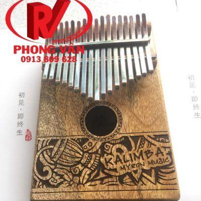 Mua nhạc cụ Kalimba 17 key các màu