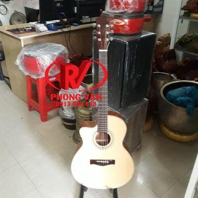 Bán đàn guitar thùng acoustic tay trái