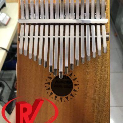 Đàn kalimba 17 phím bấm ngón tay G-Danube