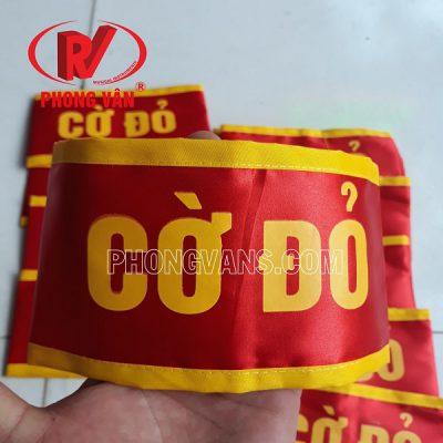 Băng cờ đỏ