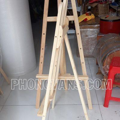 Giá để vẽ tranh bằng gỗ tại tphcm hà nội