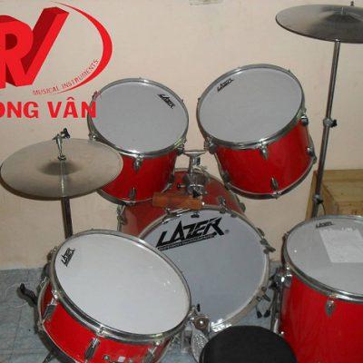 Bộ trống jazz Lazer đỏ tập chơi trốngdata-cloudzoom =