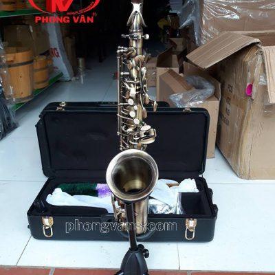 Kèn alto saxophone Yamaha màu đồng