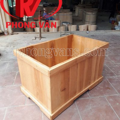 Bồn tắm gỗ kiểu nhậtdata-cloudzoom =