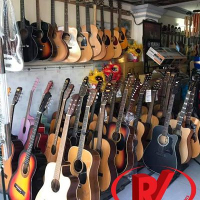 Shop tiệm đàn guitar quận Bình Thạnh