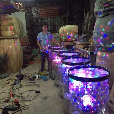 Thuê trống nước ở Hà Nội giá rẻ
