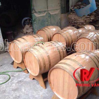 Bán sỉ thùng gỗ sồi ngâm ủ rượu vangdata-cloudzoom =