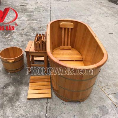 Bán bồn tắm gỗ cao cấp