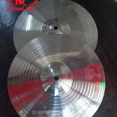 Lá cymbal bằng thép 12 inch 30cmdata-cloudzoom =
