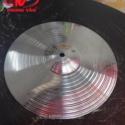Lá cymbal bằng thép 12 inch 30cm