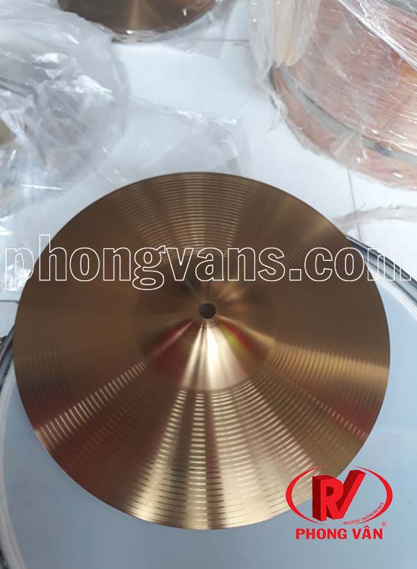 Cymbals đồng 12 inch 31 cm