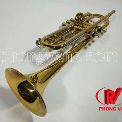 Kèn trumpet 3 màu loa vàng Victoria VTR-568EXdata-cloudzoom =