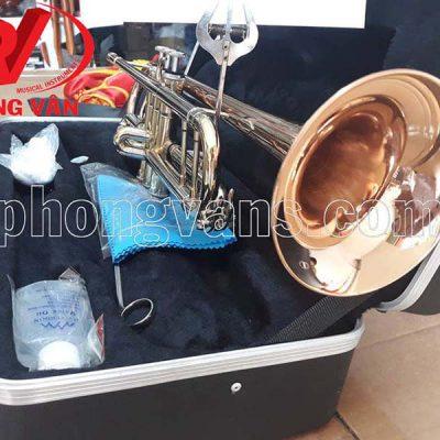 Kèn trumpet Victoria 3 màu loa đỏdata-cloudzoom =