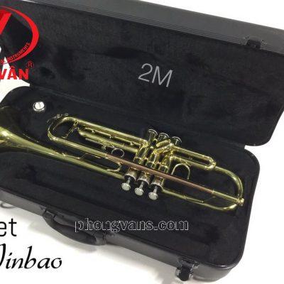 Kèn trumpet 2 màu Jinbaodata-cloudzoom =