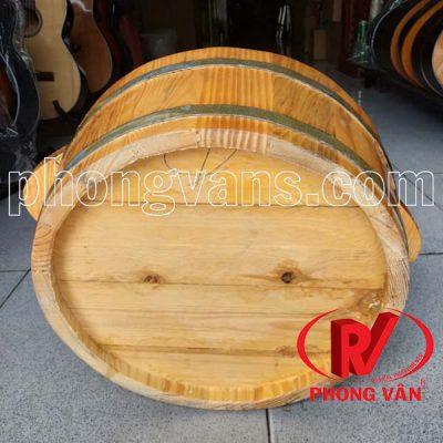 Bồn rửa mặt bằng gỗ thôngdata-cloudzoom =