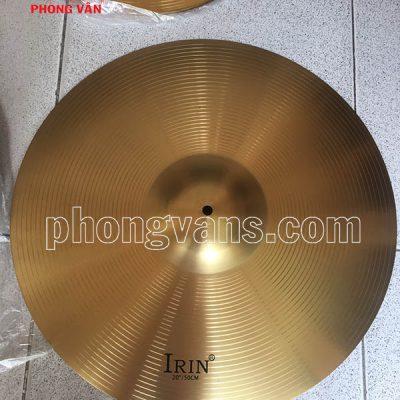 Cymbal đồng 20 inch 50 cm hãng Irin