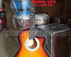 Thu mua đàn guitar cũ ở Hà Nội