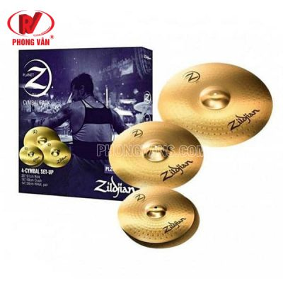Bộ lá Cymbal Zidijan Planet PLZ4data-cloudzoom =