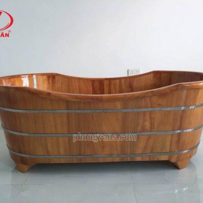 Bồn tắm gỗ cao cấpdata-cloudzoom =
