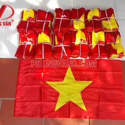 Bỏ sỉ cờ tổ quốc