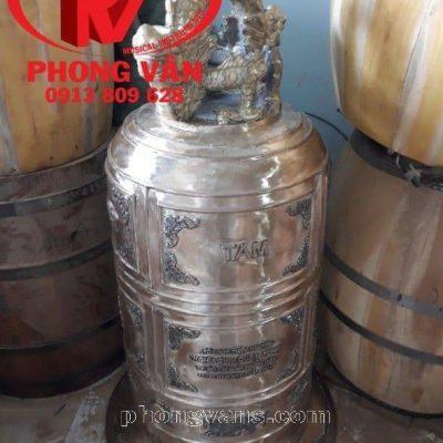 Chuông đồng đại hồng chung cao 120cm
