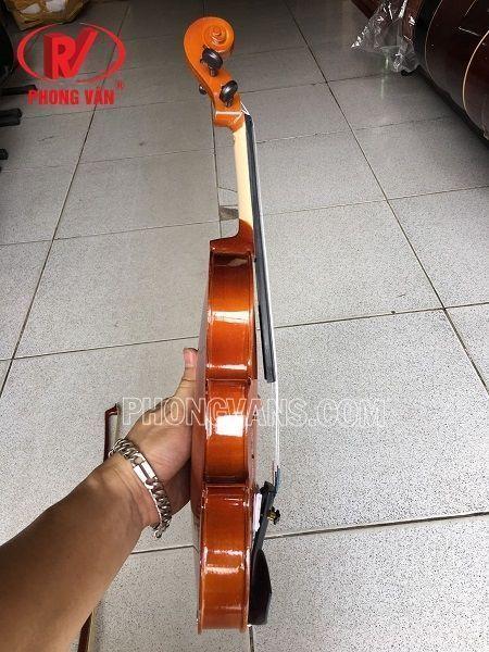 Đàn violin gỗ 1/8 cho bé