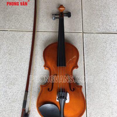 Đàn violin gỗ 1/8 cho bédata-cloudzoom =