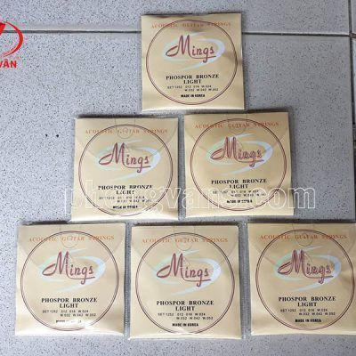 Dây đàn acoustic guitar strings Mings