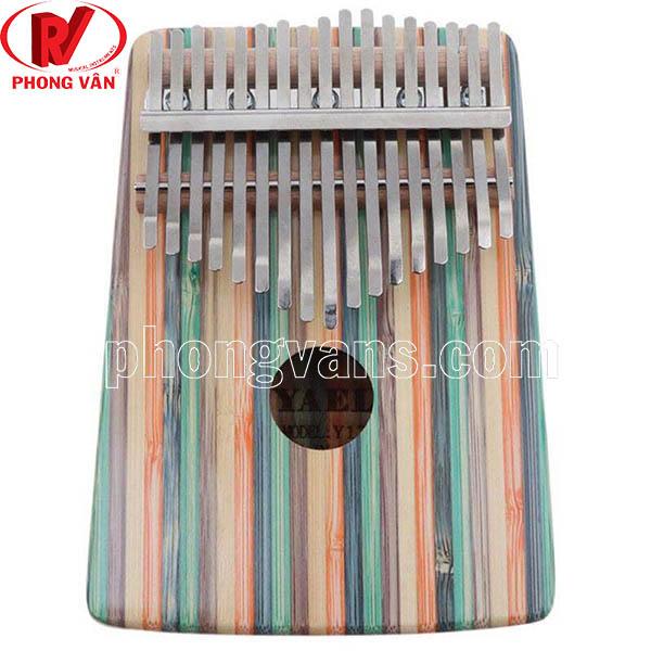 Kalimba 17 phím bằng gỗ hiệu Yael