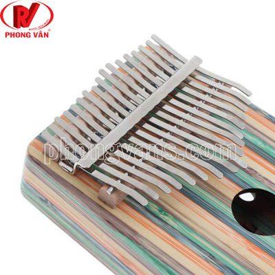 Kalimba 17 phím bằng gỗ hiệu Yaeldata-cloudzoom =