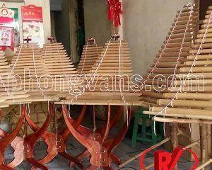 Cơ sở sản xuất nhạc cụ dân tộc Phong Vân