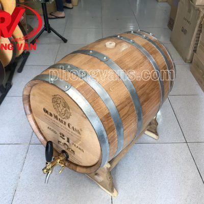 Thùng gỗ sồi ngâm rượu TP HCMdata-cloudzoom =