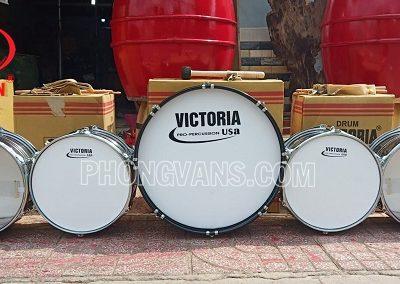 Trống đội Victoria inox cao cấp nhập khẩu