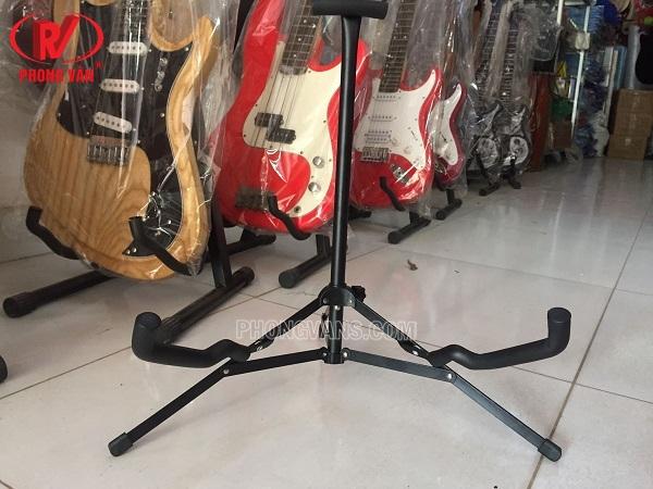 chân đỡ đàn guitar